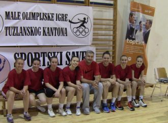 Rezultati Malih Olimpijskih igara Tuzlanskog kantona u košarci za učenike srednjih škola 2014/15. godine