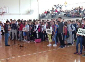 Rezultati Malih Olimpijskih igara Tuzlanskog kantona u košarci za učenike osnovnih škola 2014/15. godine