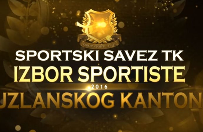 Sportski savez Tuzlanskog kantona: Sutra 23. Izbor najboljih sportista TK