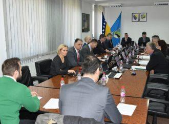 Utvrđen prijedlog izmjena i dopuna Zakona o sportu Tuzlanskog kantona