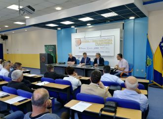 Formiran Organizacioni odbor za košarkašku utakmicu reprezentacija BiH i Francuske