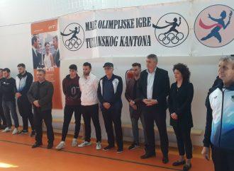 Male olimpijske igre Tuzlanskog kantona