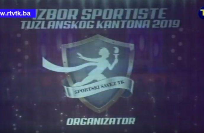 """Pogledajte snimak TV prijenosa """"Izbora sportiste TK 2019"""""""
