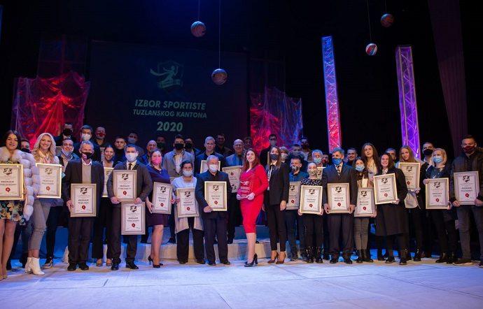 Izbor sportiste TK: U 2020. najbolji Stefani Krešić i Alen Ovčina