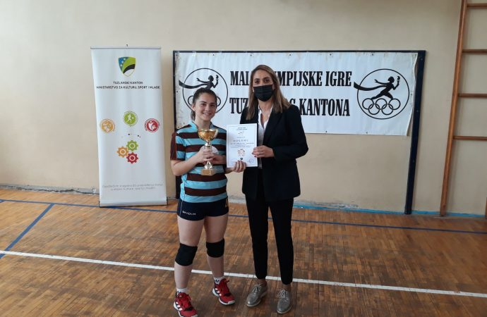 Male olimpijske igre TK: Danas održano takmičenje u odbojci za mlađe osnovce